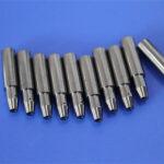 Dongguan tungsten steel blade precision machining custom tungsten steel tooth knife