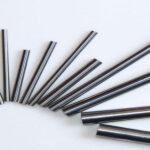 Precise tungsten steel production slip-match processing tungsten steel guide bushing tungsten steel guide post